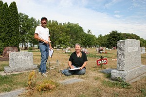 Cemetery Map Services